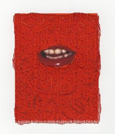 Beverly Semmes, 'Mouth (FRP Edition #1)', 2014