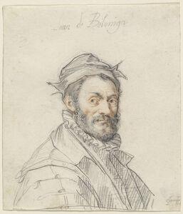 Joseph Heintz the Elder, 'Giovanni da Bologna', ca. 1587