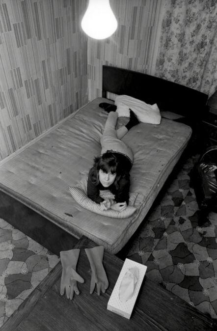 John 'Hoppy' Hopkins, 'Working Girl, Notting Hill, London', ca. 1963