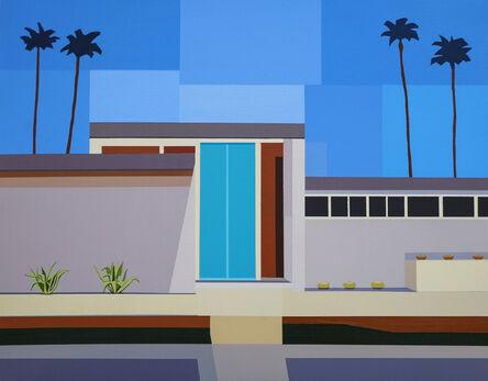 Andy Burgess, 'Palm Springs House III', 2017
