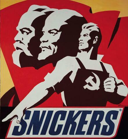 Igor Baskakov, 'Snickers', 1999
