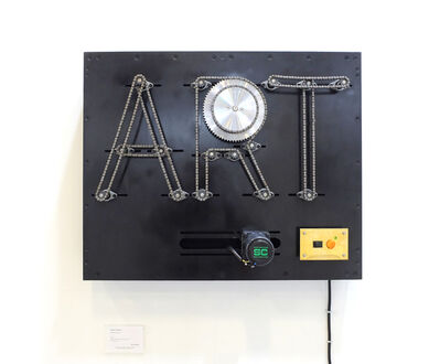 Satoru Tamura, 'ART Machine #2', 2016