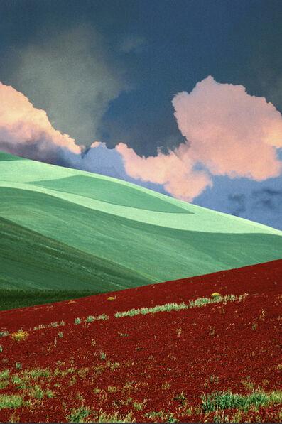 Franco Fontana, 'Paesaggio Immaginario', ca. 1990s
