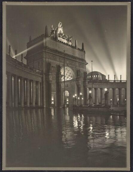 Willard Worden, 'The Arch of the Rising Sun at Night', 1915