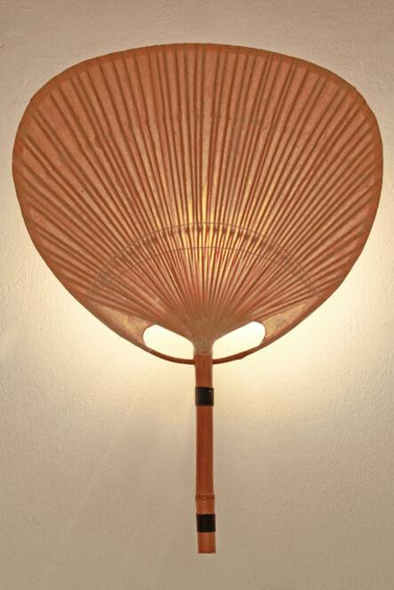 Ingo Maurer, 'Uchiwa III wall lamp', 1973