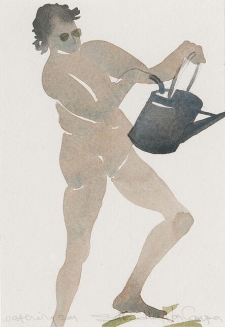 Susan Headley Van Campen, 'Watering Can'