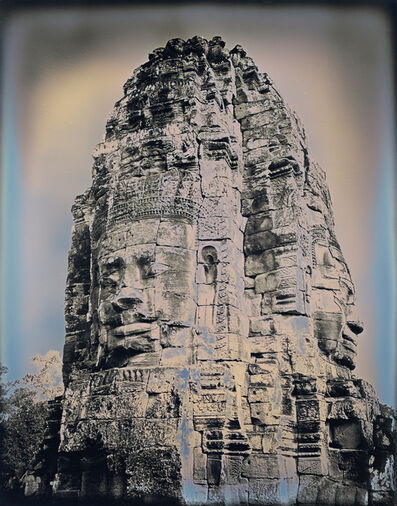 Binh Danh, 'Buddhas of Bayon #1', 2017