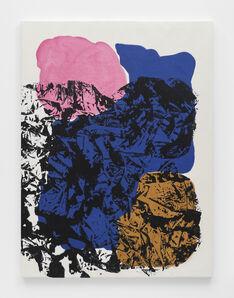 Florence Derive, 'Rock, Water, Cloud', 2015