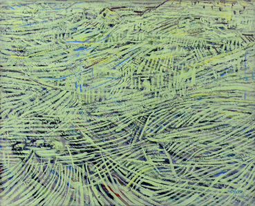 Anthony Gross, 'Yellow Valley', 1958