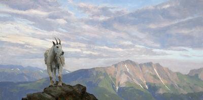 Dave Santillanes, 'The Rock Climber', 2015