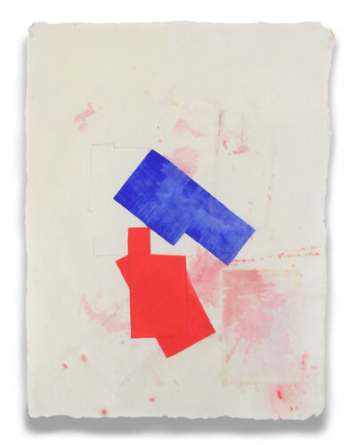 jean feinberg, 'P4.15 (Abstract painting)', 2015