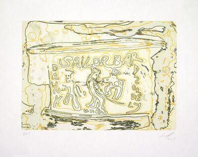 Peter Doig, 'Drunk & Disorderly (Always in Custody) Mighty', 2013