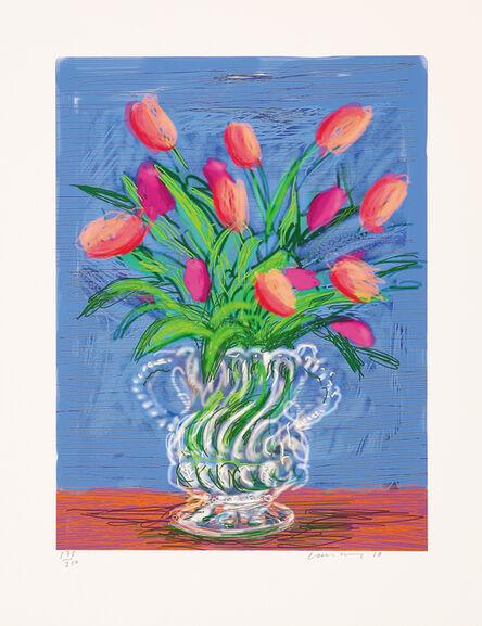 David Hockney, 'Untitled 346', 2010-2016