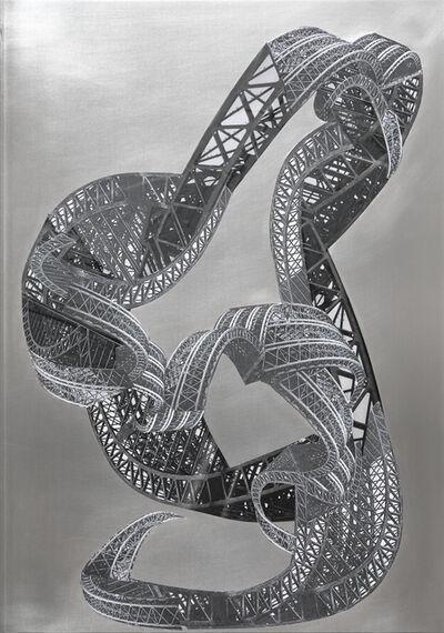 Frauke Dannert, 'Dragon', 2015