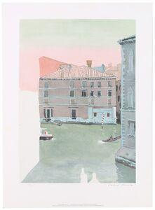 Patrick Procktor, 'Early morning, Venice'