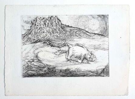 Marcel Guillard, 'Frog', 20th century