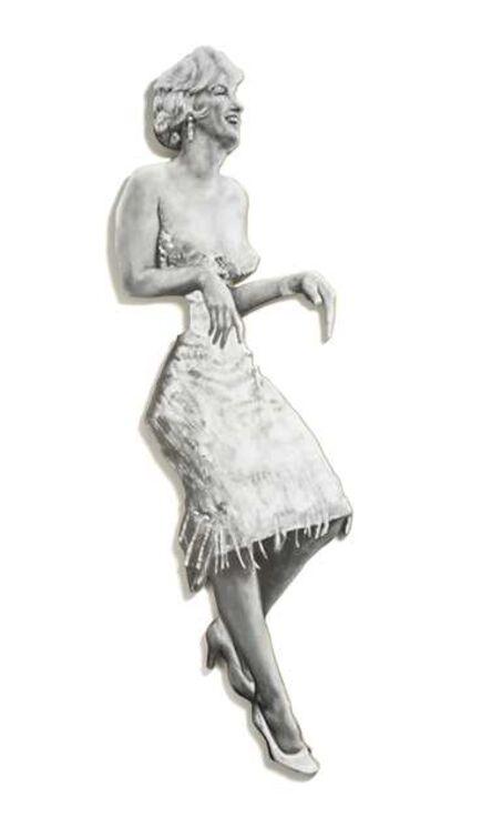 Nina Mae Fowler, 'Marilyn (Leaning Board II)', 2013