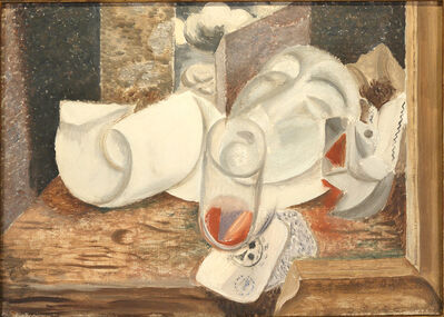 André Masson, 'Le Masque', 1924