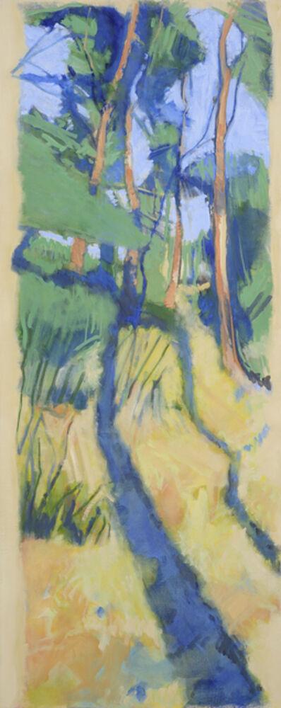 Guy Stuart, 'Riverbank Shadow Lines 2', 2016