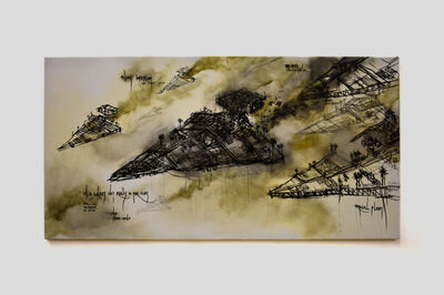 Simon Vega, 'Imperial Smog Fleet', 2013
