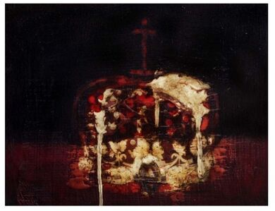 Per Fronth, 'Norwegian Icon/Dignity Object (Crown of King/Nidaros Dome) Ver. II', 2013