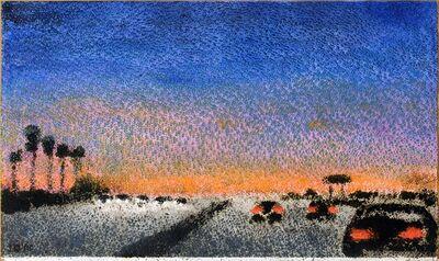Jane Dickson, 'LA Sunset', 2000