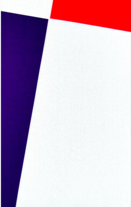 Waldo Balart, 'Módulo 2x2, 1.7., 100°,', 1996