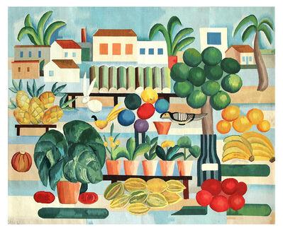 Tarsila do Amaral, 'Tapestry Tarsila do Amaral - A Feira ', 2016