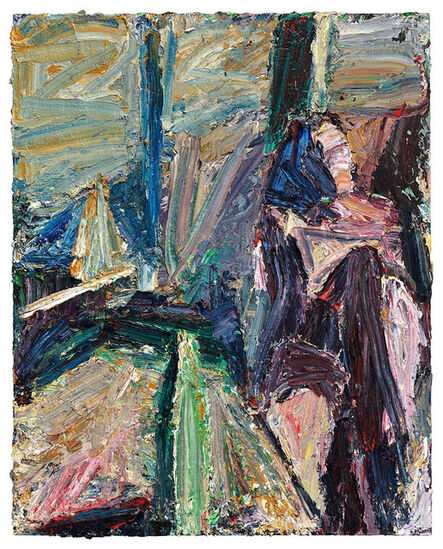 Terry St. John, 'Woman/Landscape', 2014