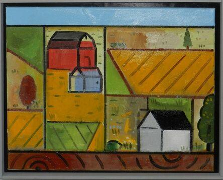 Richard Thompson, 'Little Stillness - Yellow Fields'