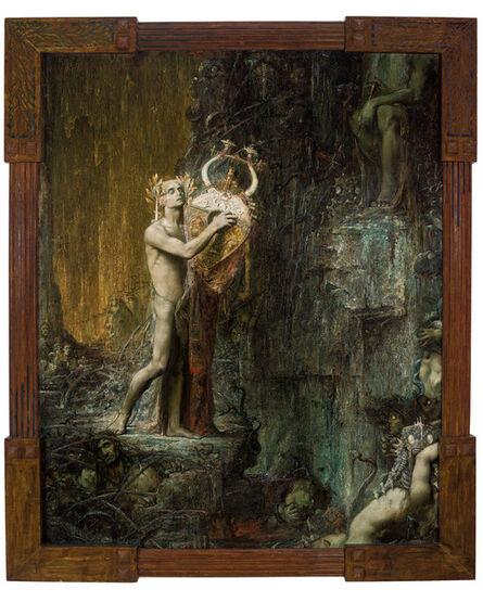 Pierre Amédée Marcel-Beronneau, 'Orpheus in Hades ', 1897