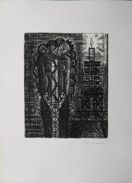 Marcel Gromaire, 'Macbeth : Folie de la Reine', 1958