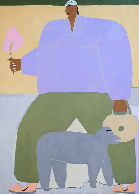Lilian Martinez, 'A Big Flower', 2018