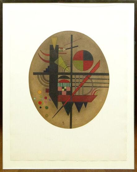 Wassily Kandinsky, 'Message Intime', ca. 1935