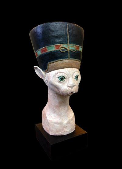 Bjorn Skaarup, 'Egyptian Cat', 2014