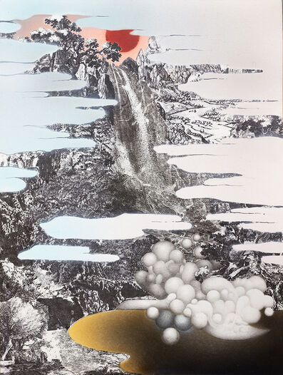 Anouk Mercier, 'The Fall', 2017