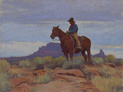 Glenn Dean, 'Mesa Rider', 2020
