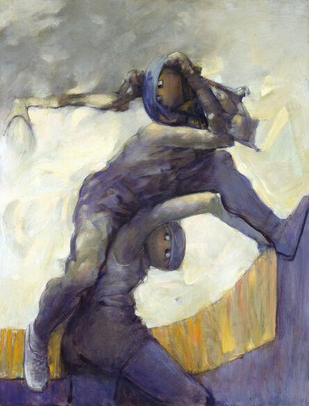 Dorothea Tanning, 'Dionysos SOS', 1987-1989