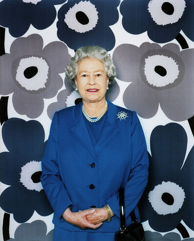 Polly Borland, 'Her Majesty, The Queen, Elizabeth II', 2001