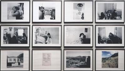 Sue Williamson, 'Last Supper at Manley Villa', 1981