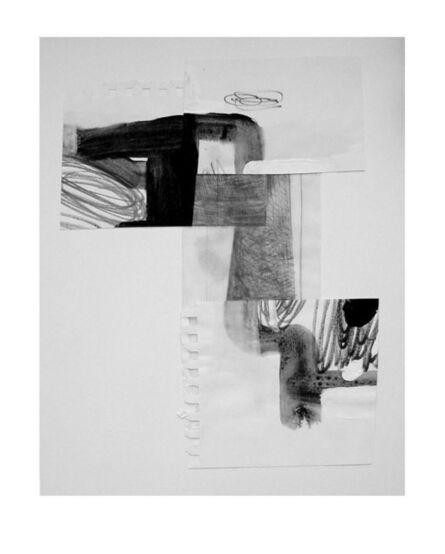 "Vicente Hemphill, '""Untitled"", 2015, Graphite on Papers, UNIQUE', 2018"
