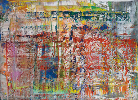 Gerhard Richter, 'Abstraktes Bild (P1)'
