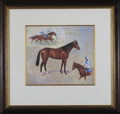 Alister Simpson, 'Ethereal 67cm x 71cm. $1280'