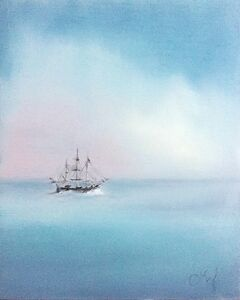 Leigh Ann Van Fossan, 'Quiet Water', 2018