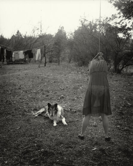 """Sally Mann, 'Untitled from the """"At Twelve"""" Series, Jenny Hanging', 1983-1985"""