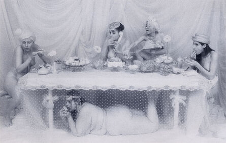 Lynn Bianchi, 'Keep Your Fat Under The Table', 2000