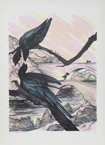 Susan Hall, 'Black Beauty', 1980