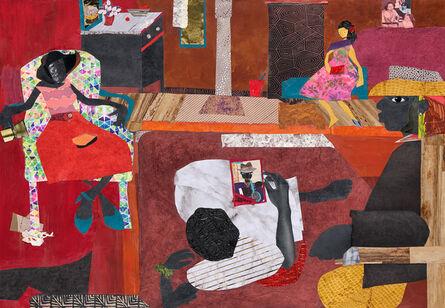 Judy Bowman, 'Mom in Harlem', 2020