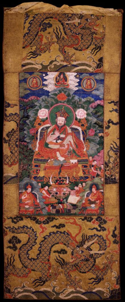 'Lama (Teacher), Gyurme Dorje', 17th century