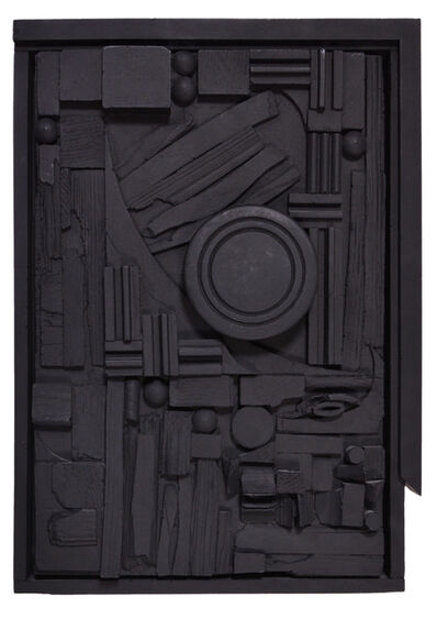 Louise Nevelson, 'Louise Nevelson, City-Sunscape, 1979', 1979